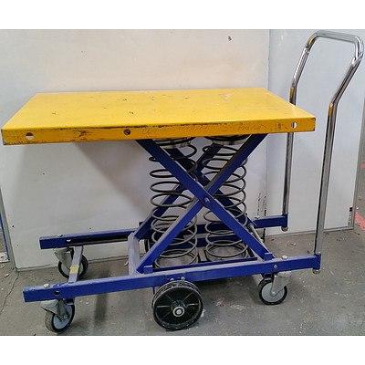 SafeBin Lift Trolley