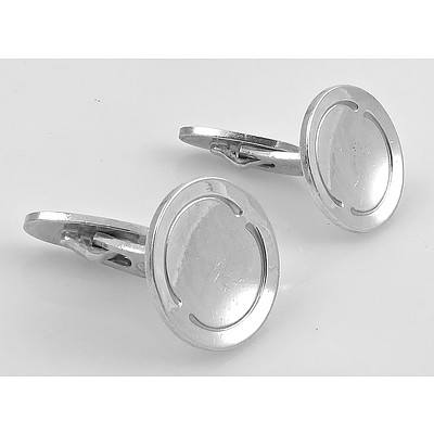 Georg Jensen Cuff Links