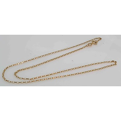 9ct Gold Italian Chain
