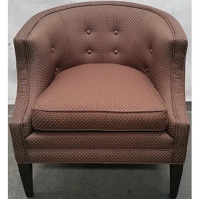 Barrymore Furniture Tub Chair