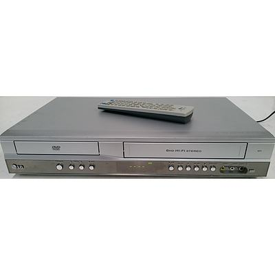 LG V271 DVD/HD Hi Fi Stereo VHS Player
