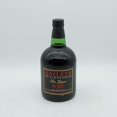 Baileys of Glenrowan Fine Liqueur Port 750mL