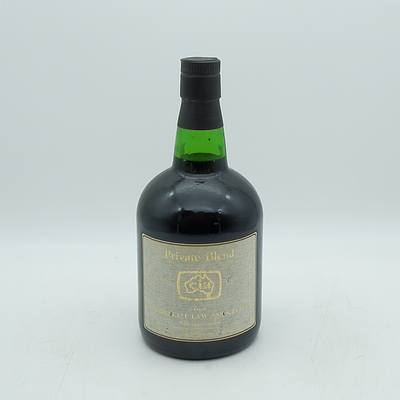 Commercial Law Association Private Blend Tawny Port 750mL