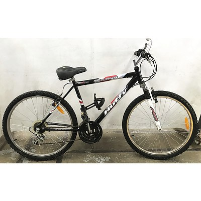 Huffy Solana 15 Speed Mountain Bike