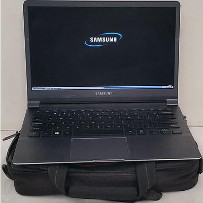 Samsung NP900x3C 13.3 Inch Widescreen Core i7 3517U 1.90GHz Laptop
