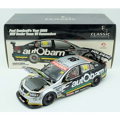 Classic Carlectables 2008 Holden VE Commodore 1:18 Scale Model Car