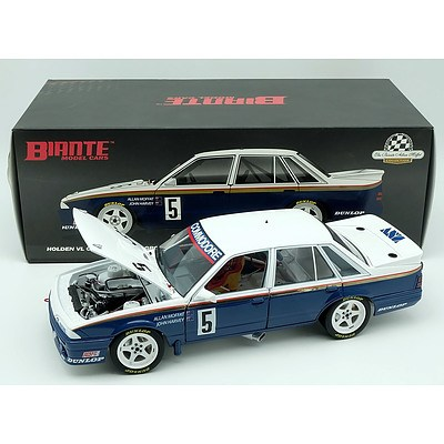 Biante 1987 Holden VL Commodore SS Group A 1:18 Scale Model Car