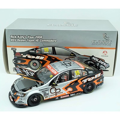 Classic Carlectables 2008 Holden Commodore VE 1:18 Scale Model Car