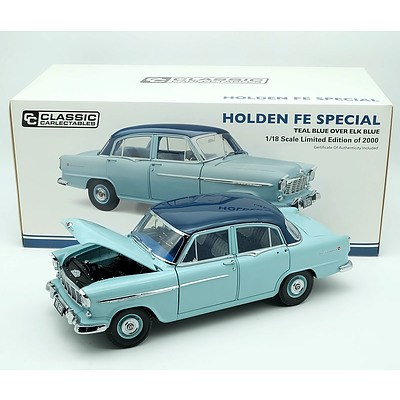 Classic Carlectables Holden FE Special 1:18 Scale Model Car