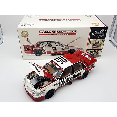 Classic Carlectables 1983 Holden VH Commodore Peter Brock Edition 1:18 Scale Model Car
