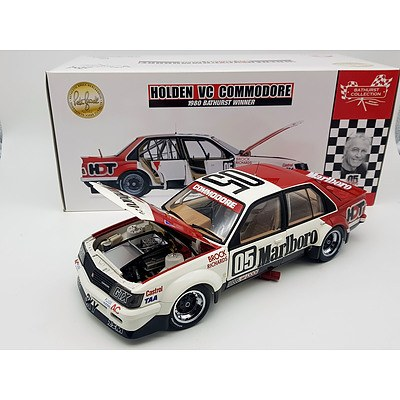 Classic Carlectables 1980 Holden VC Commodore Peter Brock Edition 1781/4000 1:18 Scale Model Car