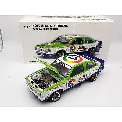AUTOart 1979 Holden Torana LX A9X 1:18 Scale Model Car