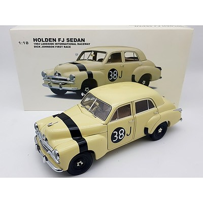 AUTOart 1964 Holden FJ Sedan 1:18 Scale Model Car