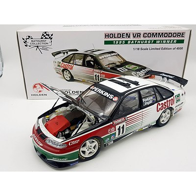 Classic Carlectables 1995 Holden VR Commodore Limited Edition 3113/4500 1:18 Scale Model Car