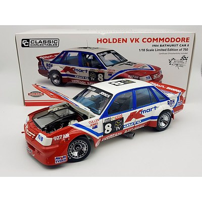 Classic Carlectables 1984 Holden VK Commodore 1:18 Scale Model Car