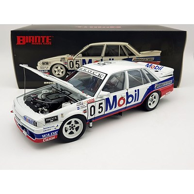 Biante 1987 Holden VL Commodore SS Group A Peter Brock 1:18 Scale Model Car