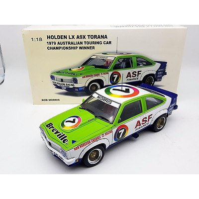 AUTOart 1979 Holden Torana LX A9X 1:18 Scale Model Car