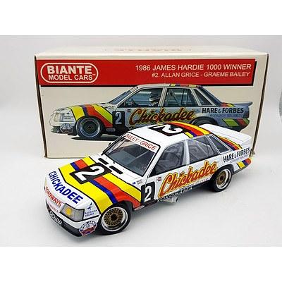 Biante 1986 Holden Commodore 1:18 Scale Model Car