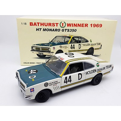 AUTOart 1969 Holden Monaro HT GTS350 1:18 Scale Model Car