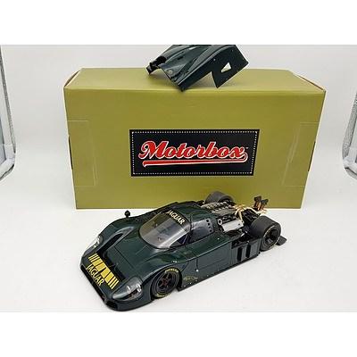 Motorbox Jaguar XJR-9 1:18 Scale Model Car