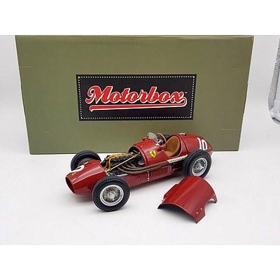 Motorbox Ferrari 500 F2 1:18 Scale Model Car