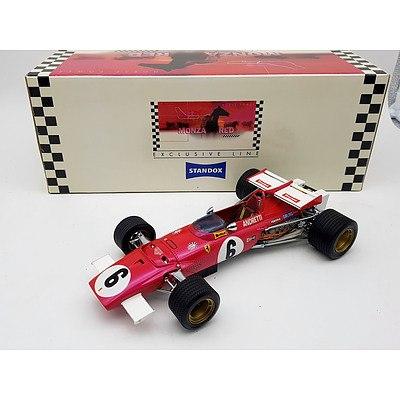 Exoto Ferrari 312B 1:18 Scale Model Car