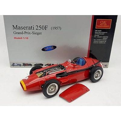 CMC 1957 Maserati 250F 1:18 Scale Model Car
