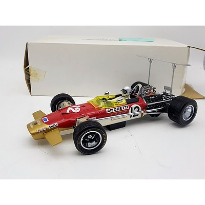 Exoto Lotus Ford Type 49 #12 1:18 Scale Model Car