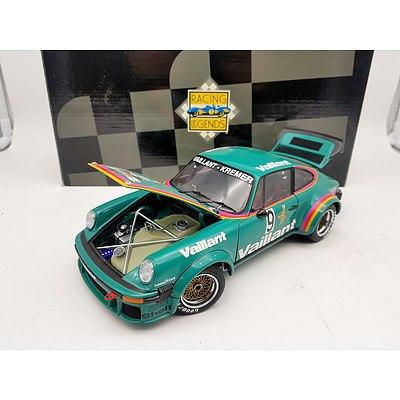 Exoto 1976 Porsche 934 RSR 1:18 Scale Model Car