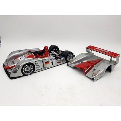 Maisto Infineon Audi R8 LeMans 2002 1:18 Scale Model Car