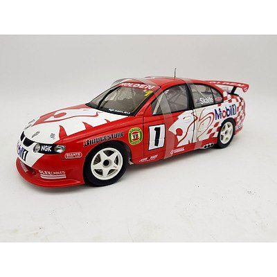 AUTOart 2001 Holden Commodore VX Skaife 1:18 Scale Model Car