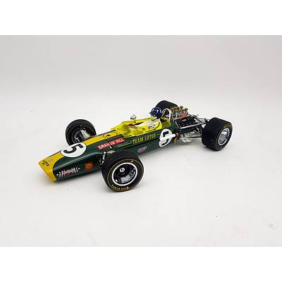 Exoto Lotus Type 49 1:18 Scale Model Car