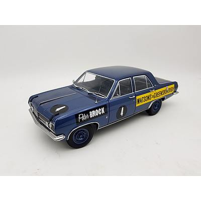 AUTOart 1969 Holden HR Premier Peter Brock 1:18 Scale Model Car