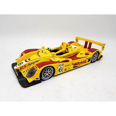 AUTOart Porsche RS Spyder 1:18 Scale Model Car