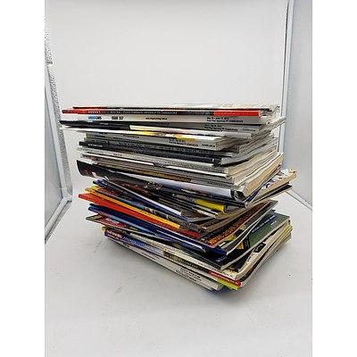 Bulk Lot of Assorted Car Magazines