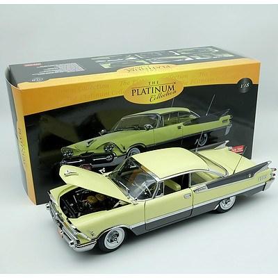Sunstar Platinum Collection 1959 Dodge Custom Royal Lancer Hard Top 1:18 Scale Model Car