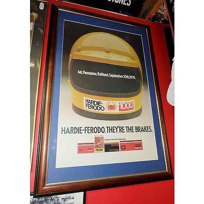 Hardie-ferodo Bathurst 1979 Poster