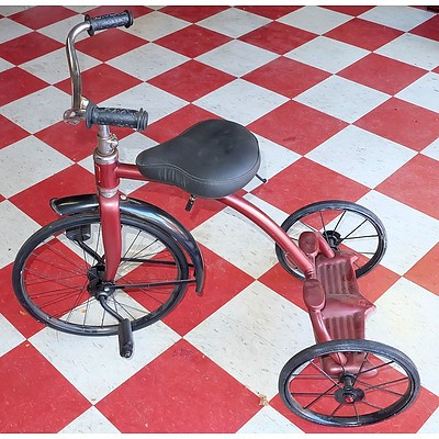 Vintage Highrider Childs Tricycle
