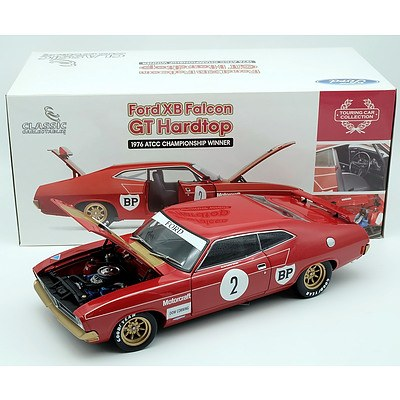 Classic Carlectables 1976 Ford XB Falcon GT Hardtop 1:18 Scale Model Car