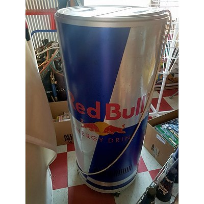 Redbull Promotional Can Cooler