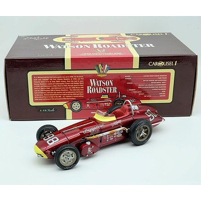 Carousel1 Watson Roadster Limited Edition #1460 1:18 Scale Model Car