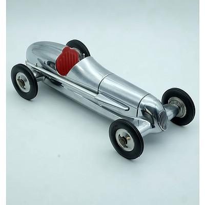 Chrome Model Car