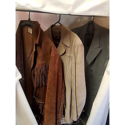 Three Dress Jackets