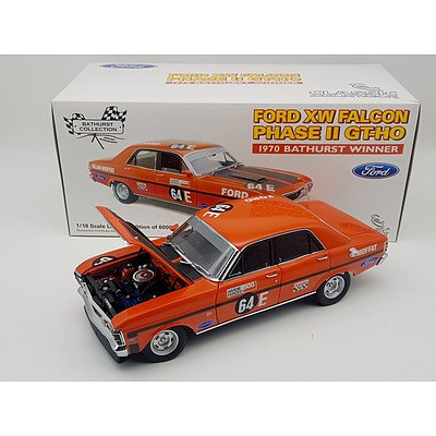 Classic Carlectables Ford XW Falcon Phase II GT-H0 1:18 Scale Model Car