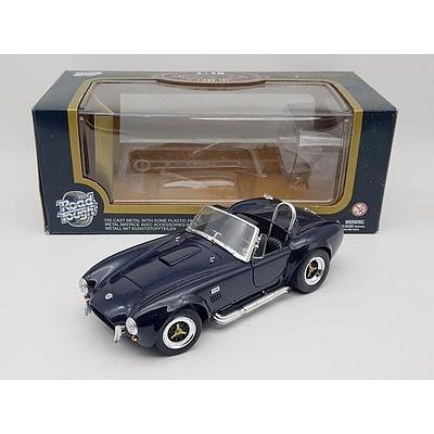 Road Tough 1964 Shelby Cobra 427SC 1:18 Scale Model Car