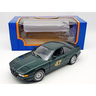 Permatex 1990 BMW 850i 1:18 Scale Model Car