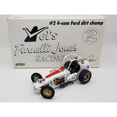 GMP 4-cam Ford Dirt Champ 1:18 Scale Model Car