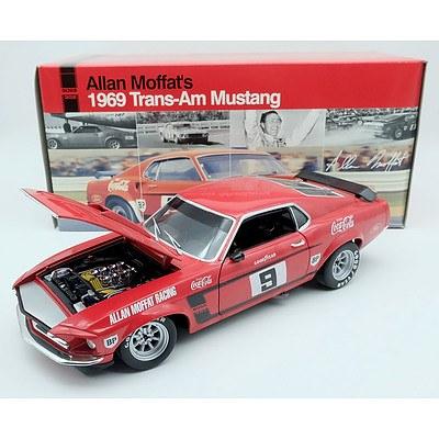 1969 Allan Moffat's Trans-Am Mustang 1:18 Scale Model Car