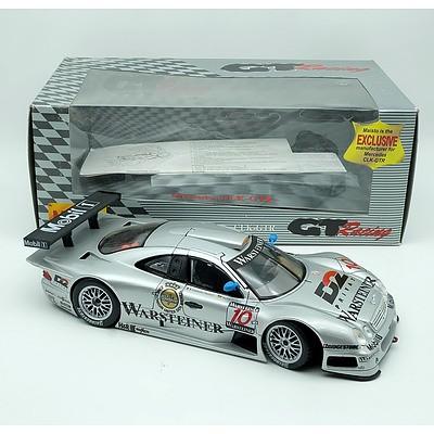Maisto Mercedes CLK-GTR 1:18 Scale Model Car