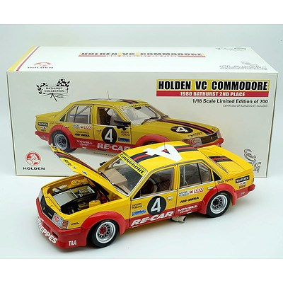 Classic Carlectables 1980 Holden VC Commodore 1:18 Scale Model Car